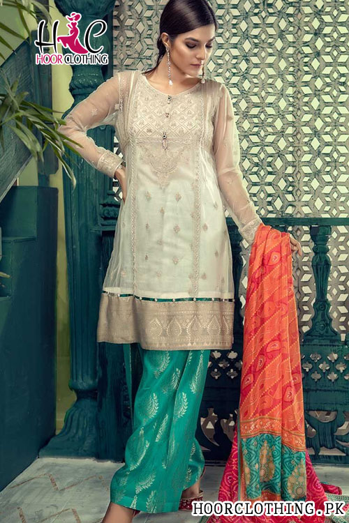 Maria B Latest Festive E Master Replica Embroidered Lawn Collection